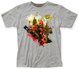 Deadpool- Outta The Way T-shirts