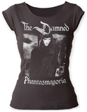 Juniors: The Damned- Phantasmagoria Scoop Neck Shirt