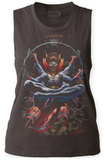 Womans: Dr. Strange- Arcane Spell Casting Tank T-Shirt