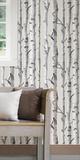 Birch Tree Peel & Stick Wallpaper Papier peint autocollant
