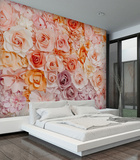 Posy Wall Mural Wallpaper Mural