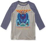 Journey- Frontiers Tour 1983 Raglan - T-shirt