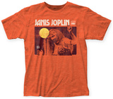 Janis Joplin- Singing At 33 1/3 rpms T-Shirts