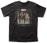 Kiss- Dressed To Kill T-Shirts