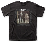 Kiss- Dressed To Kill T-shirts