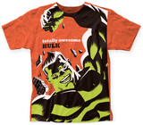 Marvel: Michael Cho- Totally Awesome Hulk Big Print T-shirts