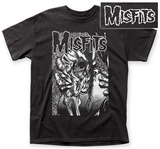 The Misfits- Evil Eye (Front/Back) T-Shirt