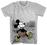 Mickey Mouse- Out for a Stroll T-shirts