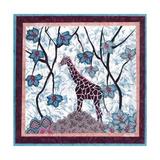 Giraffe Prints by David Sheskin