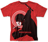 Marvel: Michael Cho- Daredevil Big Print T-Shirt