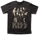 Kiss- Bandmates '74 T-Shirt