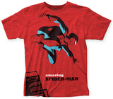Marvel: Michael Cho- Amazing Spider-Man Big Print Shirts