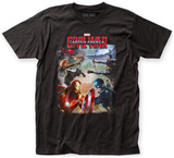 Captain America: Civil War- Heat Of Battle T-shirts