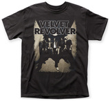 Velvet Revolver- Band Photo Band T-Shirt