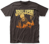 Janis Joplin- Soulfull Songstress Tシャツ