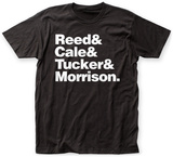 Velvet Underground- Members Roll Call T-shirts