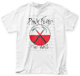 Pink Floyd- The Wall Hammers T-shirts
