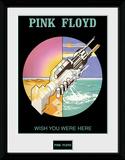 Pink Floyd- Wish You Were Here 2 Sběratelská reprodukce