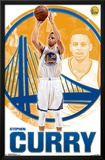 Golden State Warriors- Stephen Curry 2015 Prints