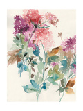 Sweet Hydrangea II Premium Giclee Print by Asia Jensen