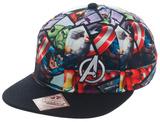 Avengers- Sublimated Snapback Hat