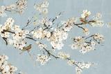 Kimono with Birds I Prints by Asia Jensen