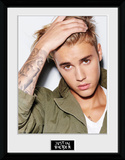 Justin Bieber- Open Eyes Samletrykk