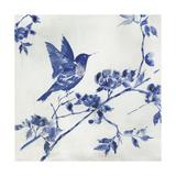 Porcelain Hummingbird Prints by Asia Jensen