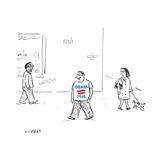 Obama 2016 - Cartoon Premium Giclee Print by David Sipress