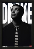 Drake Black And White Music Poster Prints