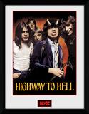 AC/DC- Highway To Hell Sběratelská reprodukce