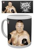WWE Lesner Mug Taza
