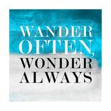 Wander BG I Posters by  PI Studio