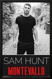 Sam Hunt- Montevallo Prints