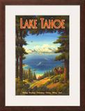 Lake Tahoe Poster by Kerne Erickson