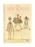 The New Yorker Cover - April 7, 1980 Regular Giclee Print by William Steig