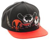 Marvel- Kawaii Villains Snapback Hat