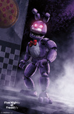 Five Nights At Freddy's- Classic Bonnie Prints