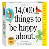 Best of 14,000 Things To Be Happy About Page-A-Day - 2017 Boxed Calendar Calendars
