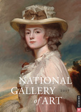 National Gallery of Art - 2017 Planner Calendriers