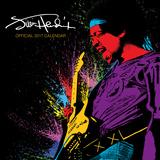Jimi Hendrix - 2017 Calendar Calendars