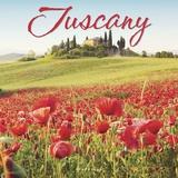 Tuscany - 2017 Calendar Calendriers