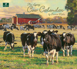 Cow Calendar - 2017 Calendar Calendriers