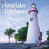 Great Lakes Lighthouses, - 2017 Calendar - Takvimler