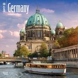 Germany - 2017 Calendar - Takvimler