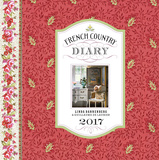 French Country - 2017 Planner Calendars