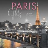 Paris Glitz - 2017 Mini Calendar Calendriers