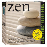 Zen Page-A-Day - 2017 Boxed Calendar Calendars