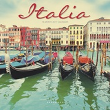 Italia - 2017 Mini Calendar Calendars
