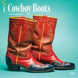 Cowboy Boots - 2017 Calendar Calendars